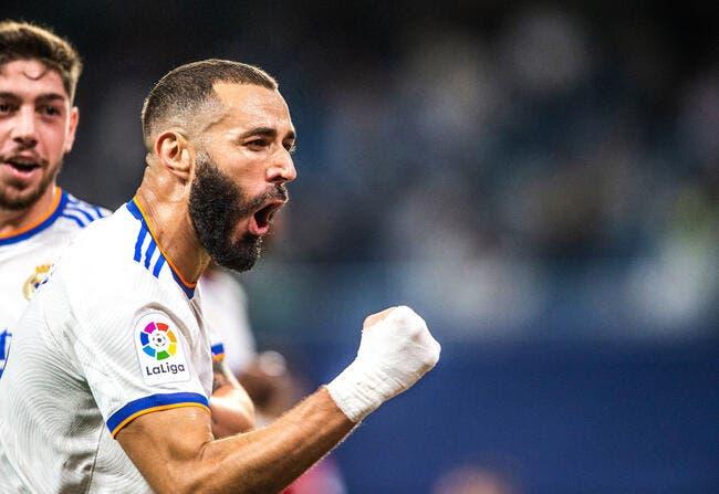 Karim Benzema est sans limite, le foot français peut trembler