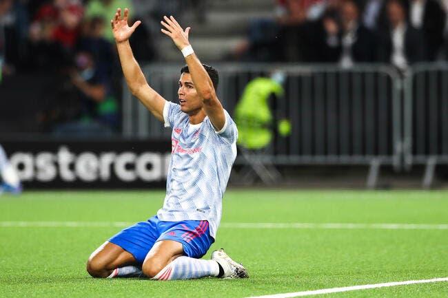 LdC : Cristiano Ronaldo marque, MU s'incline à Berne
