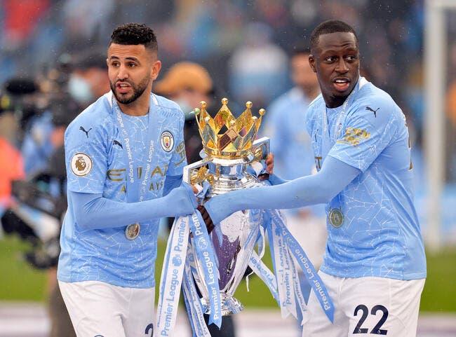 PL : Manchester City fait disparaître Benjamin Mendy !