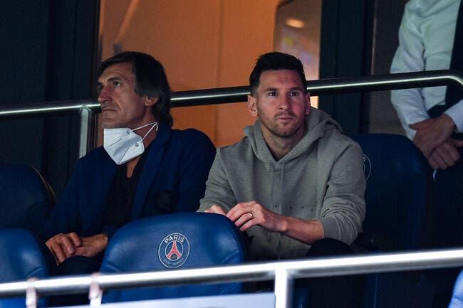 PSG : Paris avec Messi et Neymar à Bruges