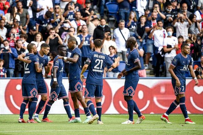 PSG : Messi, Neymar, Mbappé, Bruges a un plan en béton