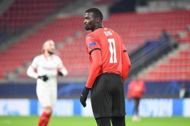FCGB: Niang attendu à Bordeaux, son agent arrête tout