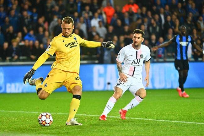 Bruges va mettre le seum au PSG