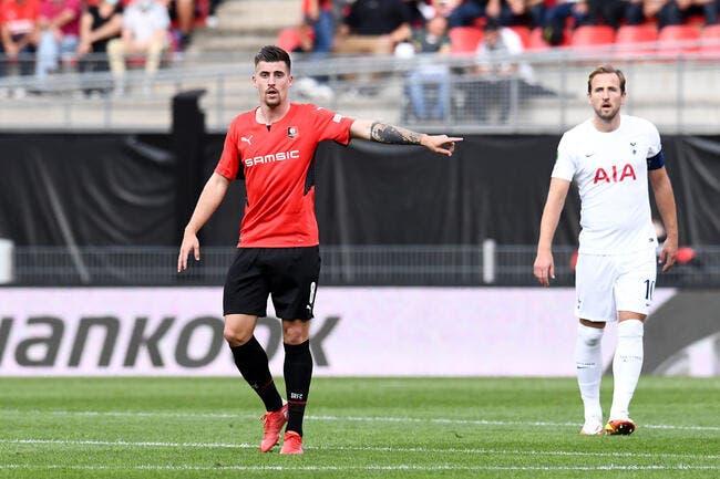 ECL : Rennes à la hauteur contre Tottenham