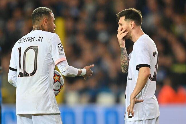 PSG : Neymar et Messi font leur cirque, la sortie polémique de Grégory Schneider