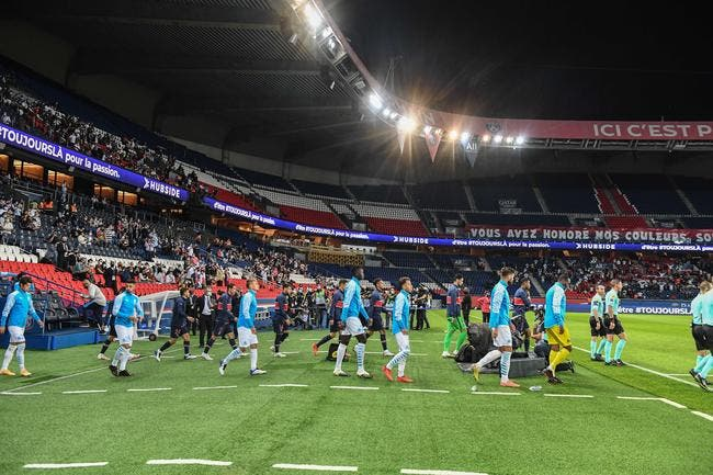Le PSG craque face à ses supporters