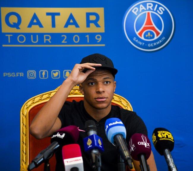 Le Qatar Winter Tour, c'est reparti pour le PSG