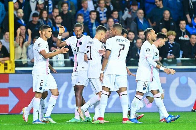PSG : Neymar, Mbappé, Messi, vous ne vous rendez pas compte