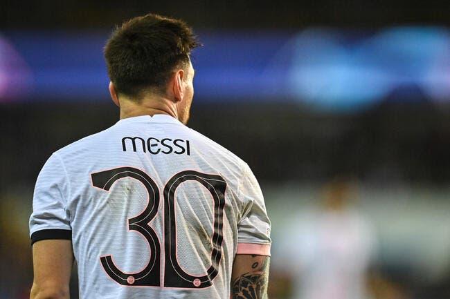 Le salaire de Messi dévoilé, avec une prime colossale