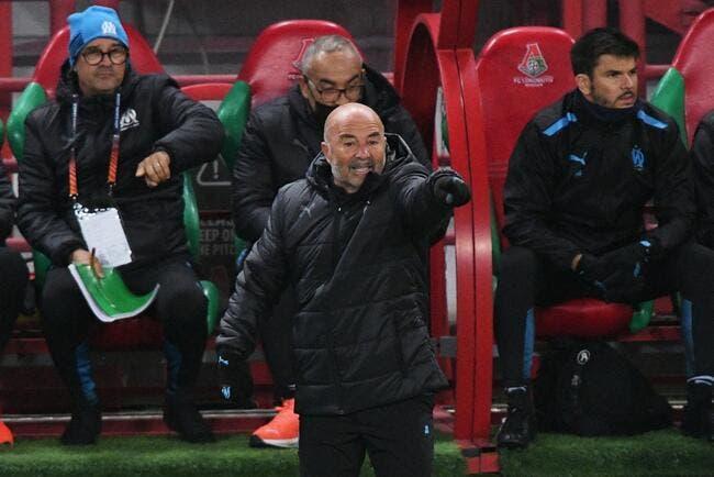 OM : Des joueurs en colère, la réponse de Sampaoli !