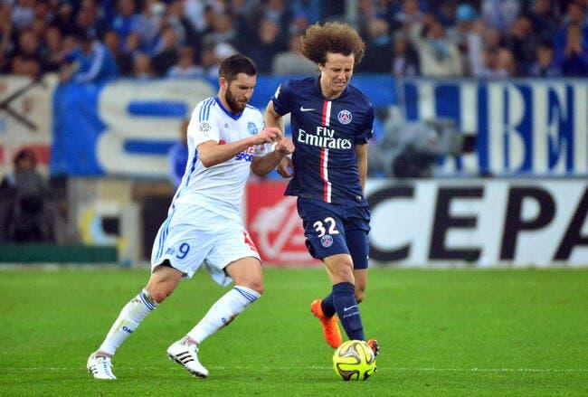 OM: Sampaoli recalé, David Luiz privilégie le PSG