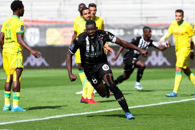 L1 : Angers balayé par Nantes, Montpellier arrache un nul
