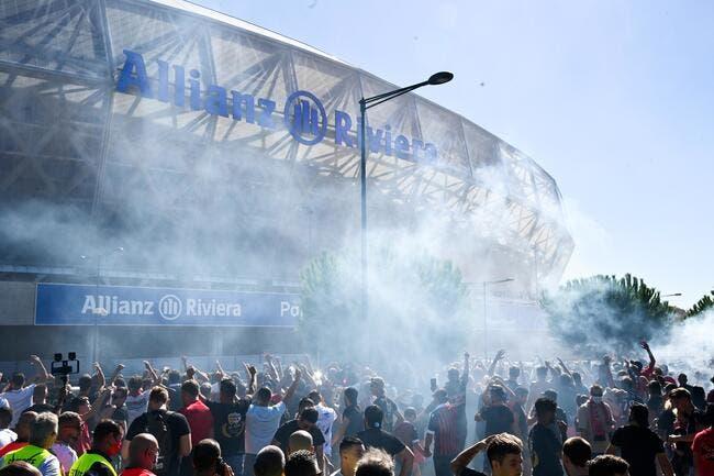Nice : Les supporters insultent la LFP, Daniel Riolo atterré