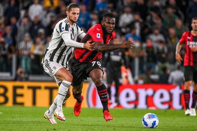 Serie A : La Juve et le Milan dos à dos