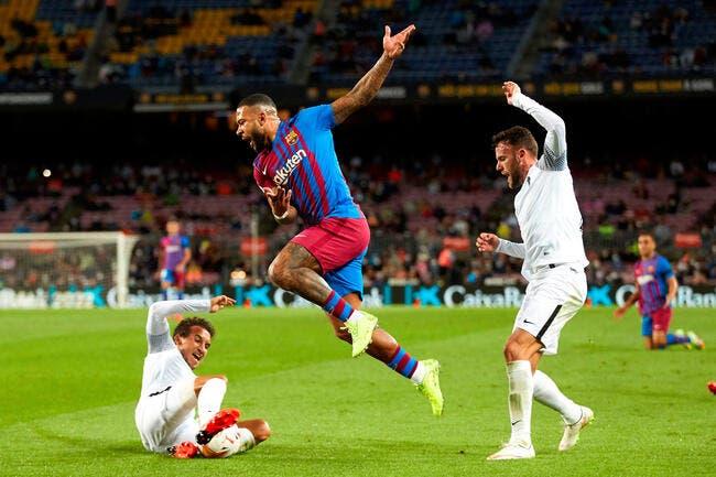 Liga : Le FC Barcelone arrache un point contre Grenade