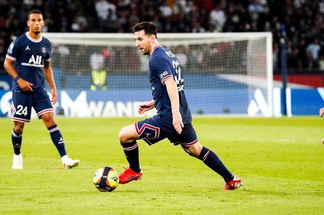 PSG : Lionel Messi sur le banc, le choix parfait de Pochettino