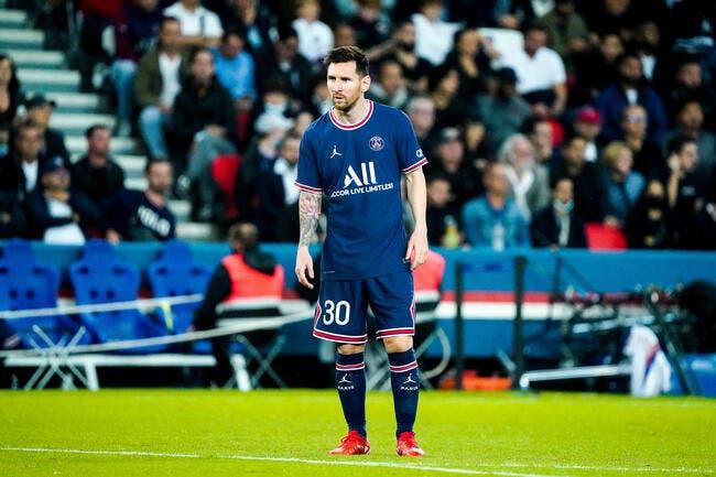PSG : Messi était vraiment fâché, la preuve fracassante