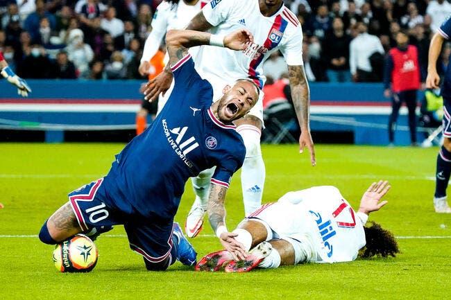 PSG : Penalty sur Neymar, Saïd Ennjimi fait hurler l'OL