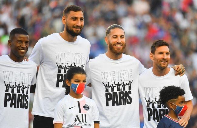 PSG : Sergio Ramos déjà abandonné, Leonardo est cash