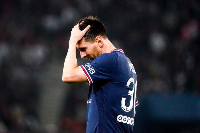PSG : Un mensonge pour couvrir la polémique Messi ?