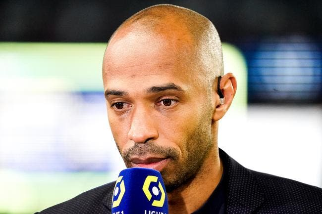 TV : Thierry Henry, la recrue d'Amazoncartonne