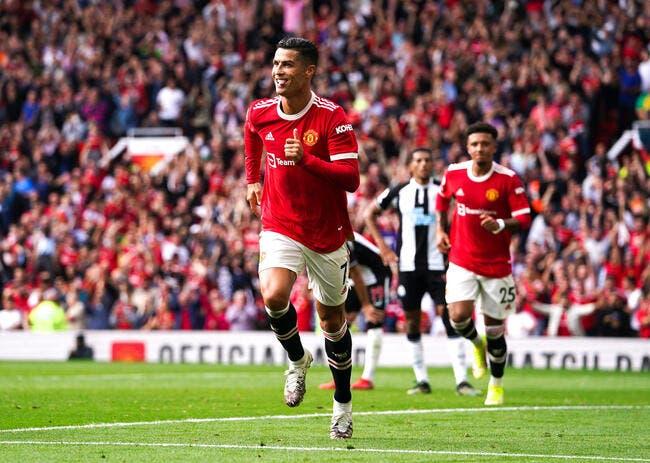 Cristiano Ronaldo flashé, sa vitesse impressionne