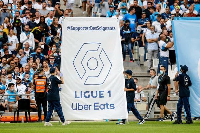 Angers - OM : les compos (21h00 sur Prime Vidéo)