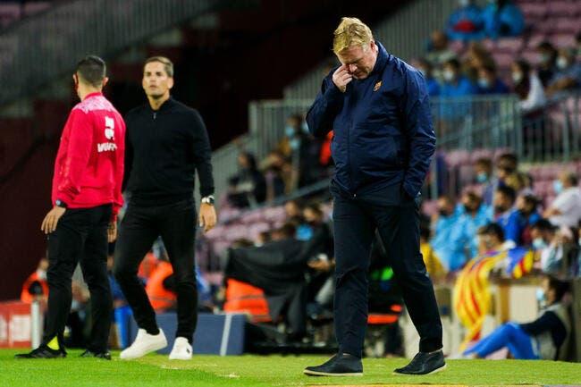 Changement de coach au Barça, les noms pleuvent