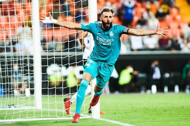 Esp: Karim Benzema, le digne successeur de Lionel Messi