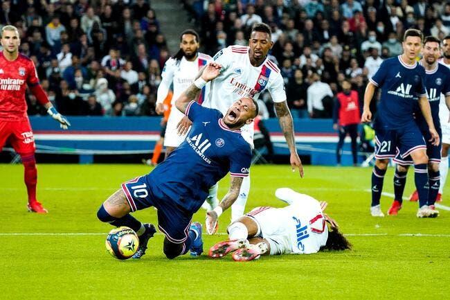 OL : Le pénalty de Neymar, Aulas hurle toujours