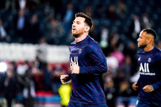 PSG : Plus sérieux que prévu pour Lionel Messi