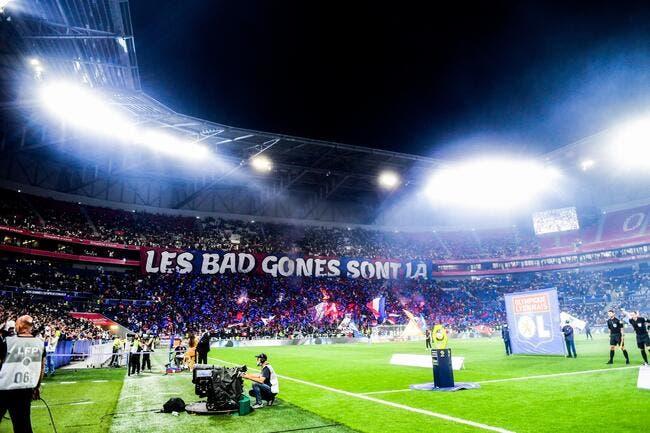 ASSE-OL : Les supporters lyonnais privés de derby