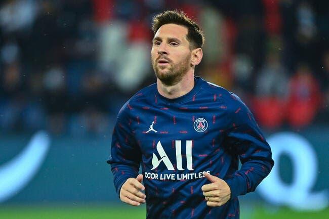 Messi a signé, il est transféré à Neuilly