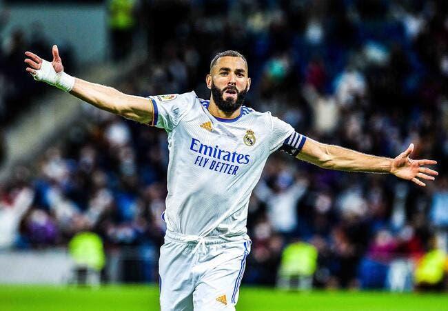 Karim Benzema, son but préféré au Real va surprendre