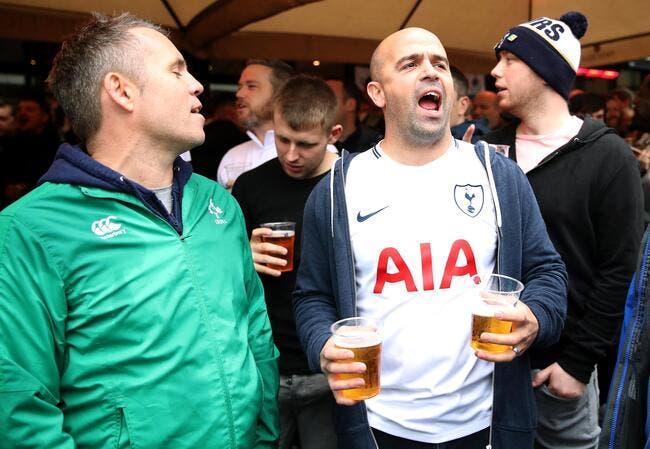 Ang: Ça va trinquer au retour de l'alcool dans les stades