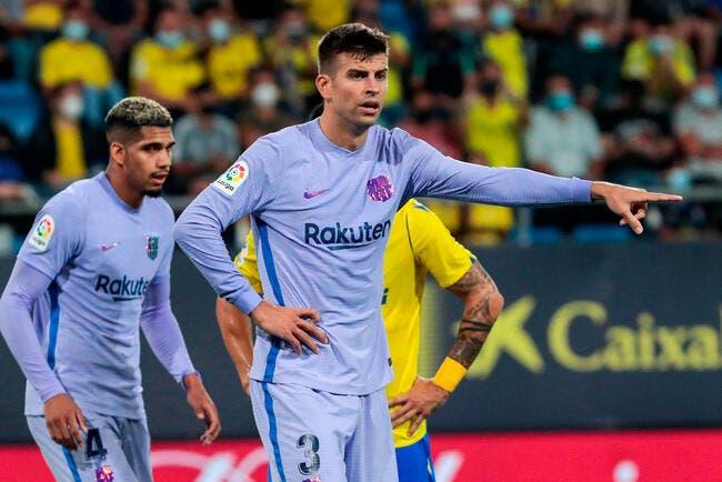 Lionel Messi a disparu, le Barça humilié en chanson