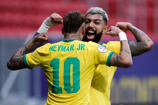 PSG : Neymar dragué au Brésil