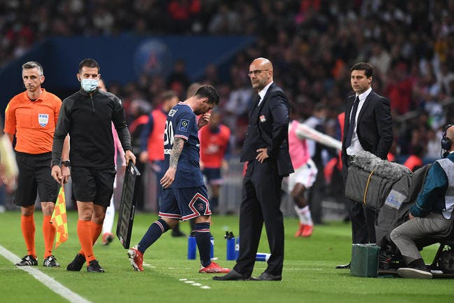 PSG : Lionel Messi forfait contre Montpellier