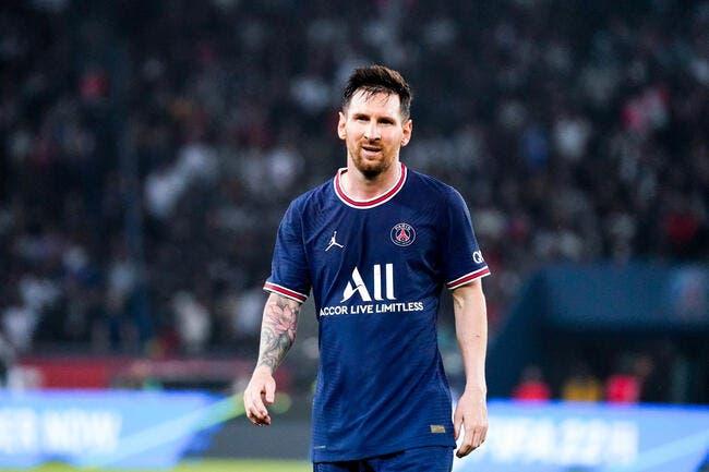 Quand Messi s'énerve, le Barça s'en souvient encore