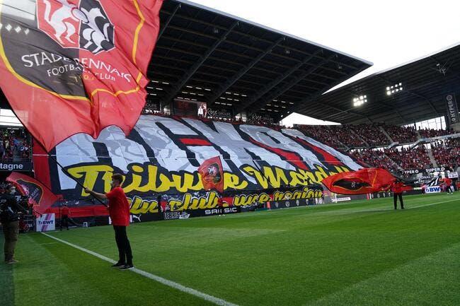 Des Ultras du PSG ont frappé fort à Rennes !