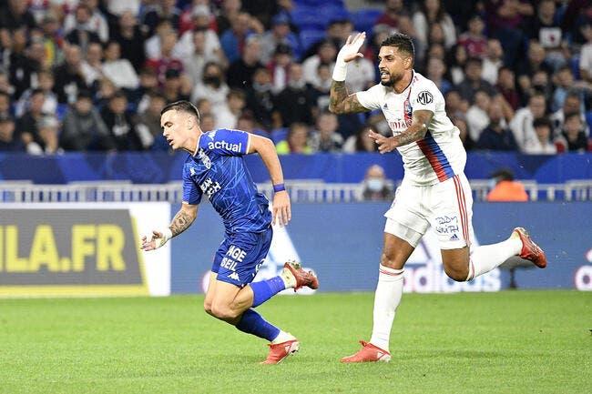 L1 : Lyon arrache un point, mais enrage contre l'arbitre