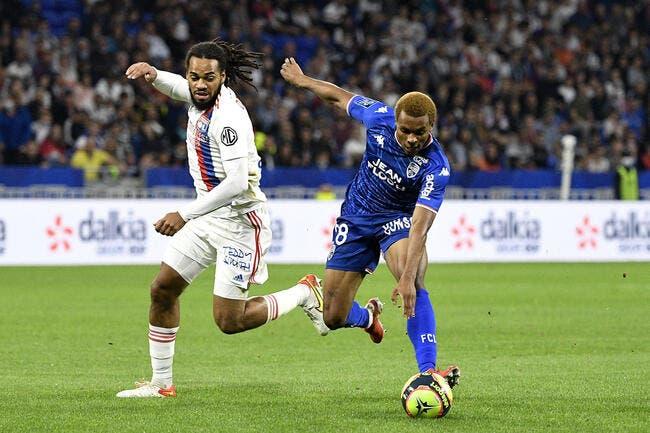 OL : Emerson expulsé, Denayer blessé et Lorient marque, la triple peine !