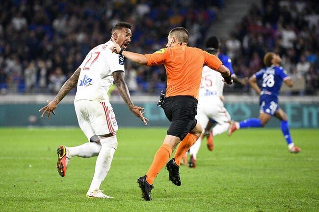Lyon volé de 5 points, les propos accusateurs d'Aulas