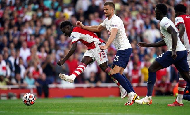 Arsenal fait le show contre Tottenham