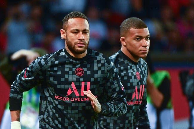 Kylian Mbappé attaque Neymar, un message très fort au PSG !