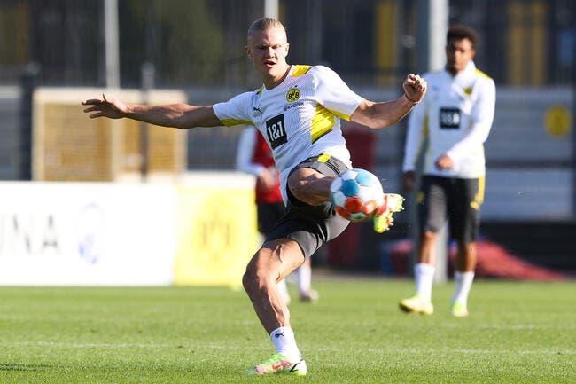 L'avenir d'Haaland, l'aveu fracassant de Dortmund