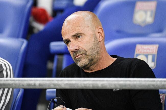 Avant ASSE-Lyon Peter Bosz voit rouge !