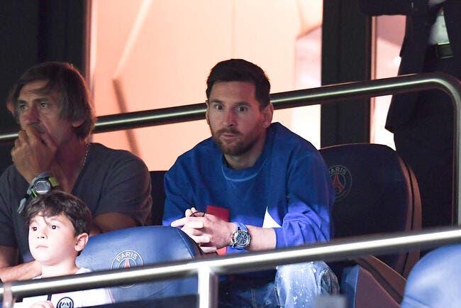 PSG : Messi, la bonne nouvelle avant City