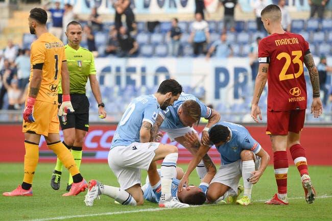 Serie A : Le derby est Laziale