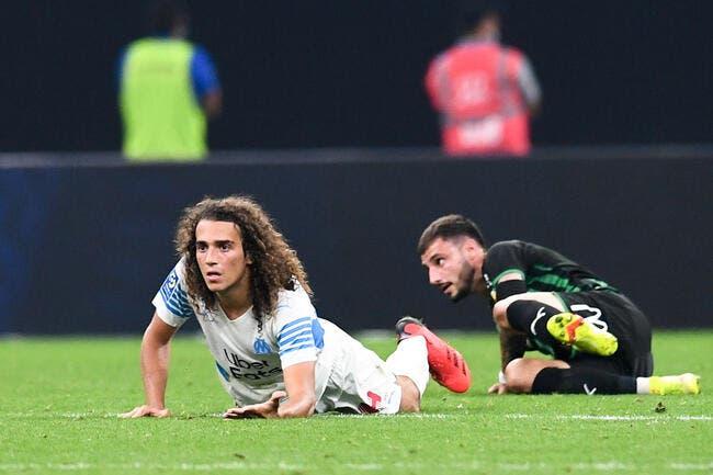 OM : Guendouzi et Gerson se chauffent, clash à Marseille